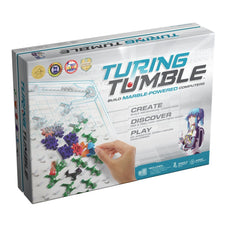 Turing Tumble - Marble Run Logic Game for computational thinking - The STEM Store - Engineering