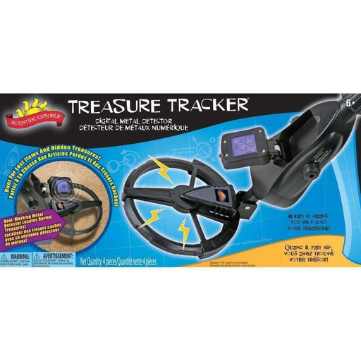 Treasure Tracker