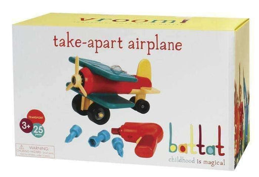 Take Apart Airplane