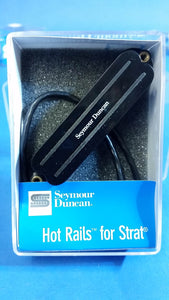 NEW Seymour Duncan Hot Rails for Strat Humbucker Pickup