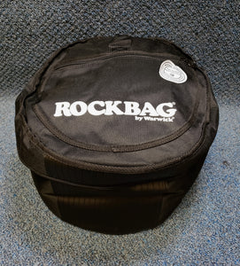"NEW Rockbag by Warwick Standard 12"" x 10"" Drum Case"