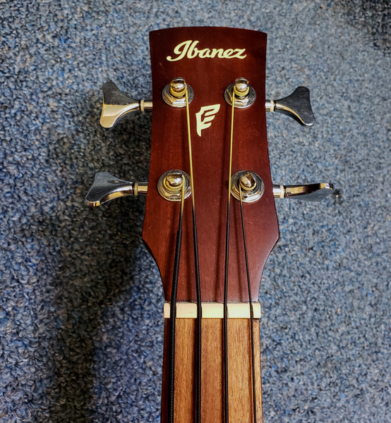 NEW Ibanez PCBE12MH-OPN Acoustic / Electric Bass Guitar