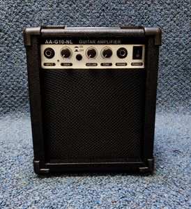 "NEW AXL Electric Combo Amp AA-G10-NL 10W 6.5"" Speaker"