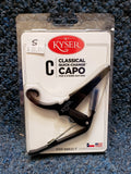 New Kyser Classical Guitar Quick-Change Capo, Made in USA