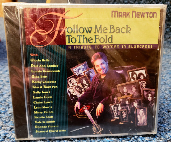 NEW Mark Newton CD -