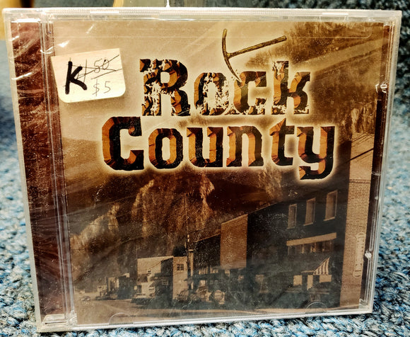NEW Rock County CD -