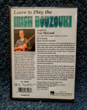 NEW Learn to Play the Irish Bouzouki - Instructional DVD