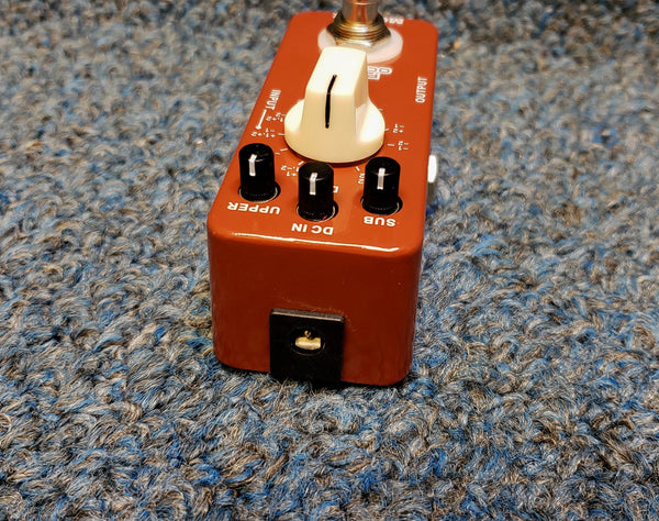 "NEW Mooer ""Pure Octave"" - Guitar Octave Effect Pedal"