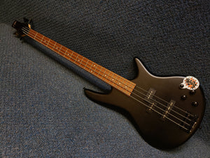 NEW Ibanez GSR200B Electric Bass Guitar - Weathered Black