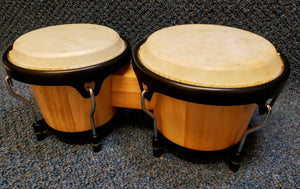 "NEW LC Bongos Pair - 6"" and 7"""
