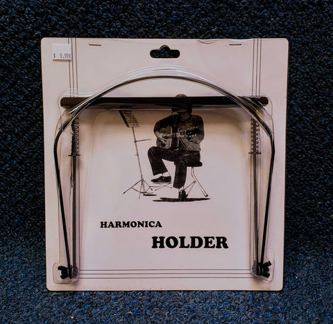 NEW Neck-Worn Harmonica Holder