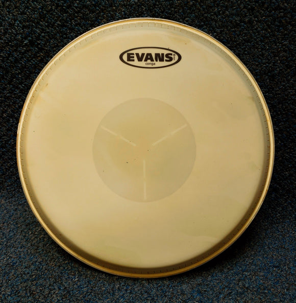 Evans TriCenter Conga Head - 11.75
