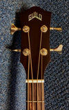 NEW Guild B240E Jumbo Acoustic Electric Bass Guitar w/ Bag