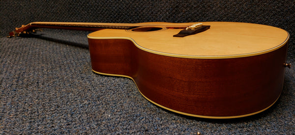 NEW Guild B240E Jumbo Acoustic Electric Bass Guitar