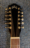 NEW Guild Jumbo Acoustic / Electric 12-String Guitar - F2512 EDLX