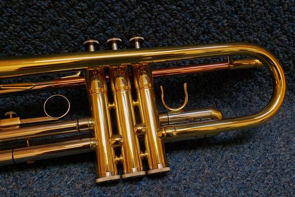 NEW John Packer JP051 Trumpet w/ Mouthpiece and Case