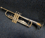 NEW John Packer Silver Bb Trumpet -  JP-051S w/ Case and Mouthpiece