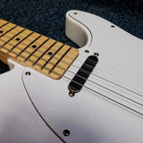 NEW Stadium T-Style White Electric Guitar