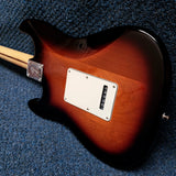 NEW Fender Player Series 3 Tone Sunburst Stratocaster Electric Guitar