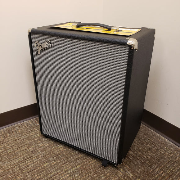 NEW Fender Rumble 200 - 200 watt Combo Bass Guitar Amp