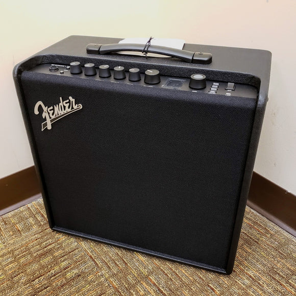 NEW Fender Mustang LT 50 - 50 watt Electric Guitar Combo Amplifier