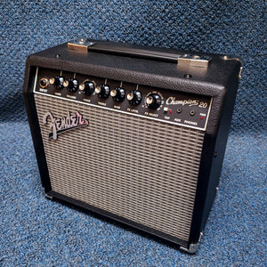 NEW Fender Champion 20 - 20 watt Guitar Combo Amplifier