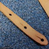 Bobby Lee Leather Guitar Strap - Non-Adjustable