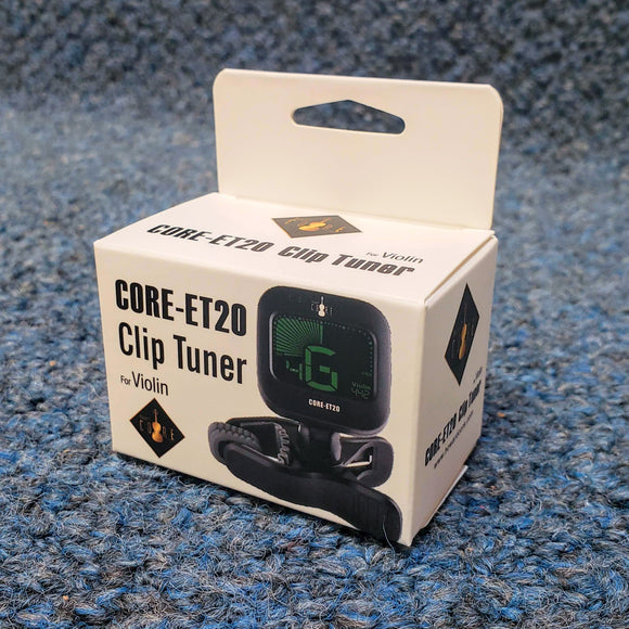 NEW Core-ET20 Clip Tuner for Violin