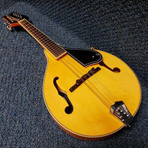 NEW Ortega A-Style Mandolin - RMA50VY  w/ Gig Bag and Strap
