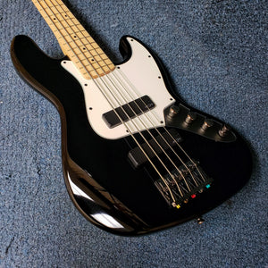 NEW Fender Squier Contemporary 5-String Jazz Bass HH V