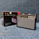 NEW Fender Mini 65 Twin Amp - 1 Watt Guitar Amplifier