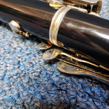 Selmer CL300 Bb Clarinet w/ Hardshell Case, Mouthpiece, and Ligature