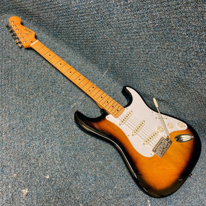 NEW Fender Squier Classic Vibe 50's Stratocaster Two-Tone Sunburst