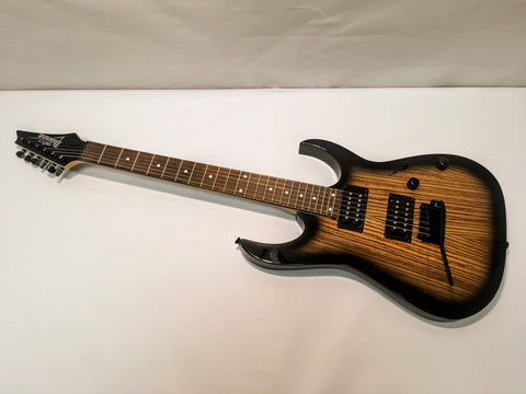 New Ibanez GIO GRG120ZW-NGT Electric Guitar