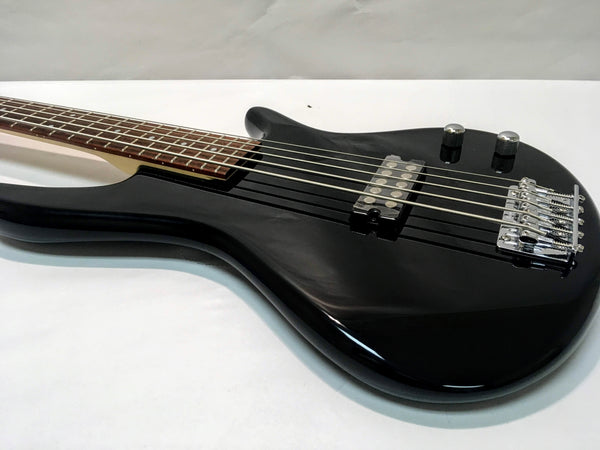 NEW Ibanez GIO GSR105EX-BK Electric Bass Black