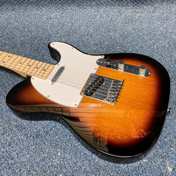 Fender Squier Affinity Series Telecaster Sunburst Electric Guitar