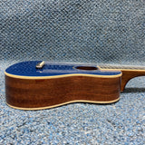 NEW Fender Zuma Concert Ukulele - Lake Placid Blue