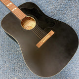 NEW Recording King Dirty 30s RDS7MBK Dreadnought Acoustic Guitar Matte Black