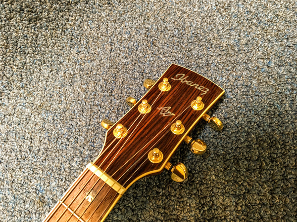 Ibanez Artwood AW-500 Acoustic/Electric Guitar