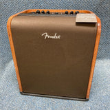 New Fender Acoustic SFX 160w Amplifier with Amp Cover