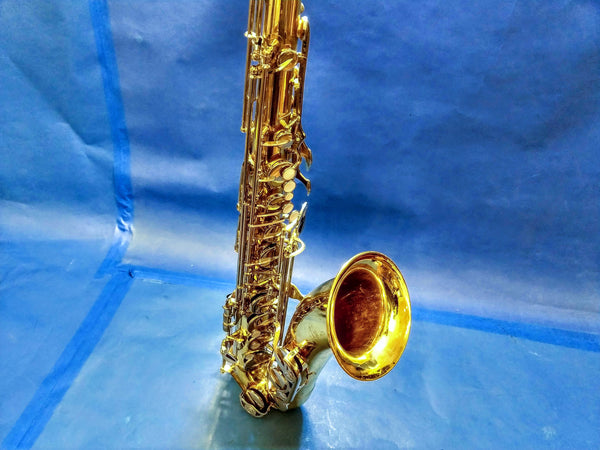 Yamaha YTS23 Tenor Saxophone With Softshell Case A