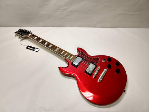 NEW Ibanez AX120CA Electric Guitar Candy Apple With Original Bag