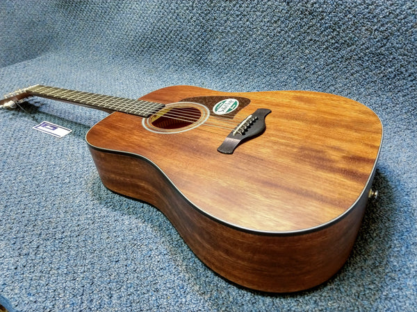 Ibanez AW54-OPN Dreadnought Acoustic Guitar Mahogany