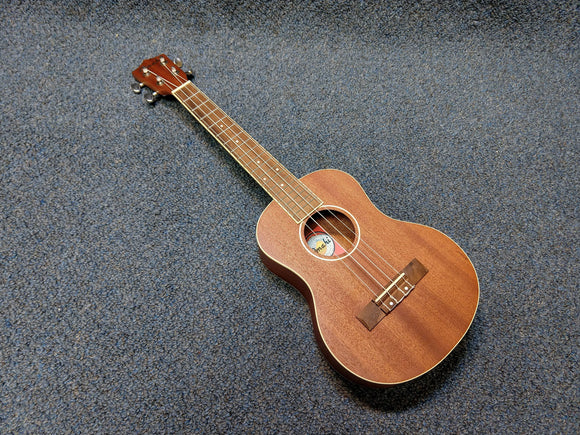 NEW Amahi UK-217T Mahogany Tenor Ukulele W/ Bag