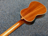 NEW Amahi UK-217PT Peanut Mahogany Ukulele W/ Bag