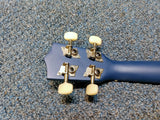 NEW Amahi PGUKDB Soprano Penguin Ukulele Uke Dark Blue With Cover