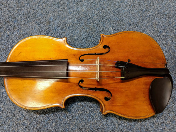 Nicolaus Amatus 4/4 Size Violin With Case