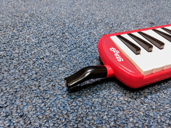Stagg MELOSTA32RD Melodica Red
