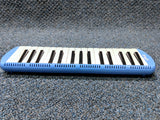 Stagg MELOSTA32BL Melodica Blue w/ Carrying Case & 2 Mouthpieces