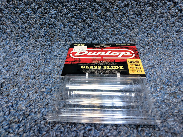 NEW Dunlop Glass Slide #210